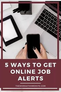 There are some work-at-home jobs that seem to be filled as quickly as they are posted. Here are a few ways to get alerts for your favorite online job leads. Work From Home Moms, Make Money From Home, How To Make Money, Amazon Jobs, Virtual Assistant Jobs, Work From Home Companies, Being Used Quotes, Find Work, Job Posting