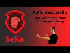 Kettenfauststöße - eine Schritt-für-Schritt Trainingsanleitung - YouTube