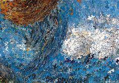 puzzle junk art