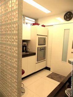 Cozinha e área de serviço #Designer