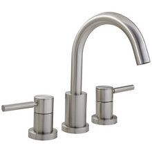 $474 View the Mirabelle MIRED3RT Edenton Deck Mounted Roman Tub Faucet Trim with Metal Lever Handles at FaucetDirect.com.