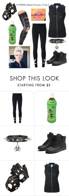 """""""The Losers Club"""" by caleb01 ❤ liked on Polyvore featuring adidas Originals, Supra, Aspinal of London and Zoe Karssen"""