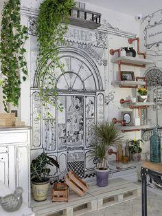 Цветочный магазин в Москве