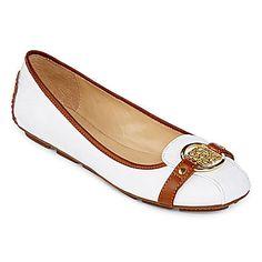 1fadfec627dd Buy Liz Claiborne Iris Falt+Ballet Shoe today at jcpenney.com. You deserve