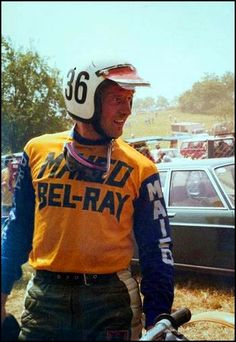 1976/77- Adolph Weil, Maico Ace Racer and Developer.