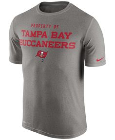Nike Men's Tampa Bay Buccaneers Legend Property Of T-Shirt