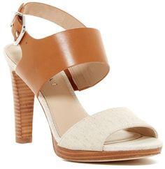 73b3bfab1a3 Bar Iii Birdie City Two-Piece Block-Heel Sandals