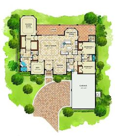 Lennar Homes SWFL - Hawthorne floor plan - Arlington Oaks Fort Myers FL