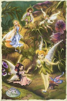 Disney Fairies - Dewdrops