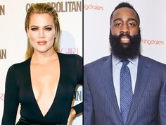 Khloe Kardashian took a break from tending to her estranged husband, Lamar Odom, to be with her boyfriend, James Harden.