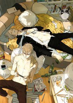 Чтение манги 19 Дней - Однажды 0 - 0 One Shot - самые свежие переводы. Read manga online! - ReadManga.me