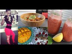 #4 Co jsem dnes jedla/VEGAN/what I eat in a day/veganfitness - YouTube