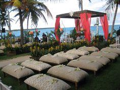 Mother of the Bride - Dicas de Casamento para Noivas - Por Cristina Nudelman: Casamento na Praia de Luiza e Ken