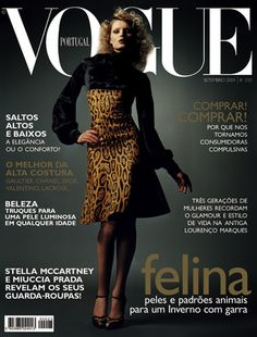 Vogue Portugal #23: Setembro de 2004