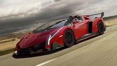 Lamborghini Veneno Roadster -