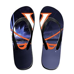 Shehe Virginia Victory Unisex Summer Beach Flipflops Thong Sandals L ** Read more reviews of the product by visiting the link on the image.(This is an Amazon affiliate link and I receive a commission for the sales)