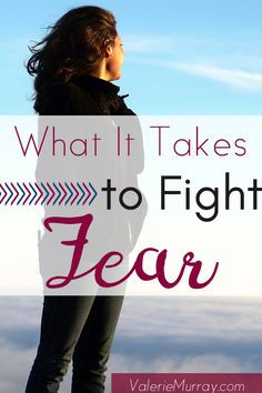 "Paul tells us in 1 Timothy 6:12 to fight the good fight of faith, he uses action words like ""flee,""pursue,""fight,""take hold."" Learn what it takes to fight fear in your life!"