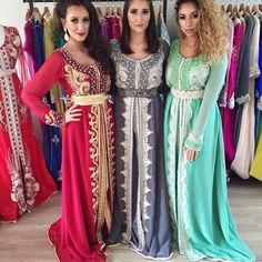 Notre boutique caftan  FatimaZahra & magazine dédiée aux tenues traditionnelles du Maroc , vous propose cette fois une magnifique sélection...