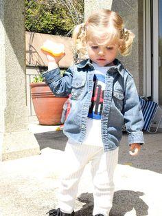 I- Blog de Moda Infantil Dressing Ivana en: The Who