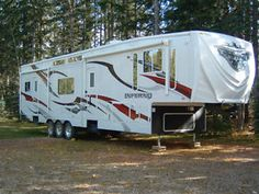 2009 K-Z Inferno 4012SL for sale by owner on RV Registry http://www.rvregistry.com/used-rv/1008939.htm