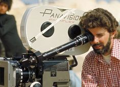 George Lucas hasn't seen the Star Wars teaser yet Lucas Lucas, George Lucas, Trivia, Storm Trooper Costume, Star Wars Episode Iv, Cinema, The Empire Strikes Back, A New Hope, Carrie Fisher