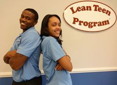 Bring your teen for a great workout with our trainers Justin and Jasmyne! #leanteenprogram #getfit #teens #Charlotte