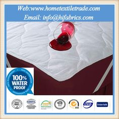 Image of Cal King size Hypoallergenic Waterproof Cotton Terry Mattress Protector in Chicago Quick Details: Material: Terry Cloth Style: Plain Pattern: Plain Dyed Technics: Knitted Size: Any Custom Size Age Group: Adults Feature: Anti-Bacteria, Air-Permeable, Anti Dust Mite, Waterproof Use: Home, Hospital, Hotel Place of Origin: Shanghai, China (Mainland) From:... Read more »