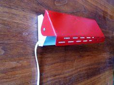 Retro 70s /// Bed Lamp  /// Tilt  Swivel by TrackofTime on Etsy, €17.50