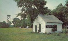 Longstreet's HQs