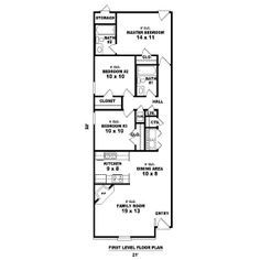 1000 Images About Hillside House Plans On Pinterest