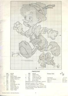 Walt Disney in counted cross stitch 5
