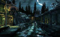 Sociolatte: Riverwood Nights by Ray Lederer
