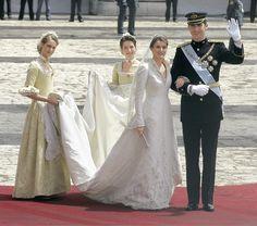 Los reyes Felipe y Letizia celebran en la intimidad familiar este 22 de mayos sus 12 años de casados