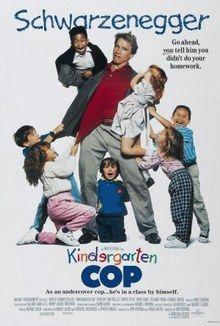 Um Tira no Jardim de Infância (1990)