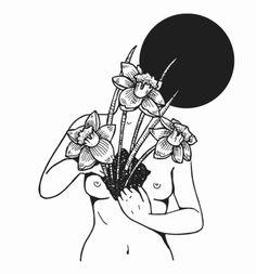 ilustraciones deseo magia detras de la piel manos