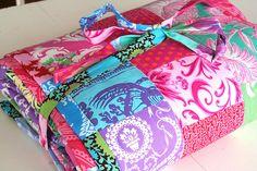 quilt Jennifer Paganelli fabrics