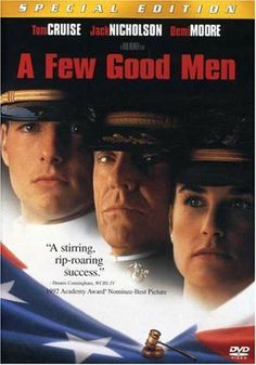 A Few Good Men (Special Edition) DVD ~ Tom Cruise, http://www.amazon.com/dp/B00005B6JZ/ref=cm_sw_r_pi_dp_NXB-pb0GM4SAV
