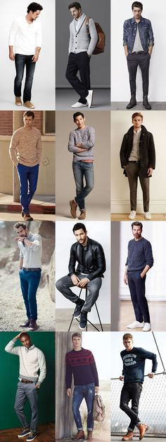 Men's Easter Break Style Guide: Hometown Glory Lookbook Inspiration