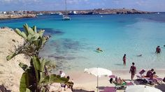 Lampedusa Sicily. La Guitgia beach by Lucio Sassi - Seguimi Follow me in Facebook, via Flickr