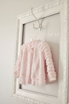 great idea in a baby room