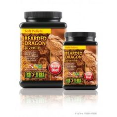 Soft Pellet Bearded Dragon food.