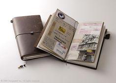 Travelers Notebook by Midori