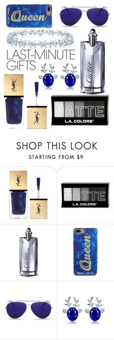 """""""#PolyPresents: Last-Minute Gifts"""" by fashion5girl00 ❤ liked on Polyvore featuring Christian Dior, Cartier, Edie Parker, Alexander McQueen, contestentry and polyPresents"""