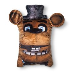 5 Nights at Freddy's Throw Pillow