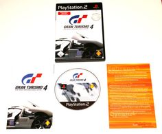 Gran Turismo 4 für Playstation 2 in OVP