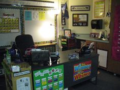 Third Grade Rock Star: Finally... Classroom Pictures!