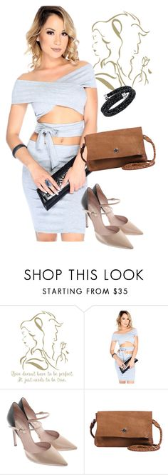 """""""pumps"""" by masayuki4499 ❤ liked on Polyvore featuring Pura López, Day & Mood and Swarovski"""