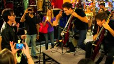 2CELLOS - Highway To Hell feat. Steve Vai
