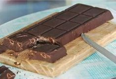 Домашний шоколад всего за 10 минут