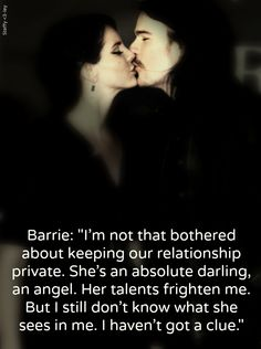 Barrie O'Neill quote about Lana Del Rey (2013) #LDR #quotes